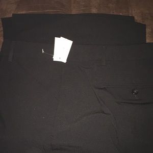 Women's gap black trousers new with tags